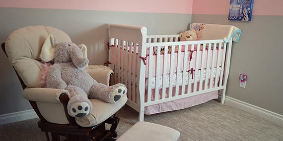 Jak zařídit pokoj pro miminko? Tyto 4 tipy oceníte